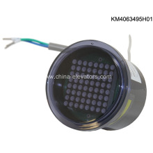 Traffic Light for KONE Escalators KM4063495H01