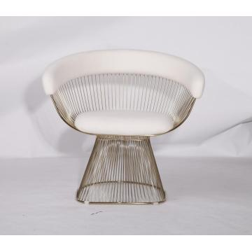 Europe style for for European Modern Dining Chair Dining Room Furniture Warren Platner Armchair replica supply to Japan Exporter