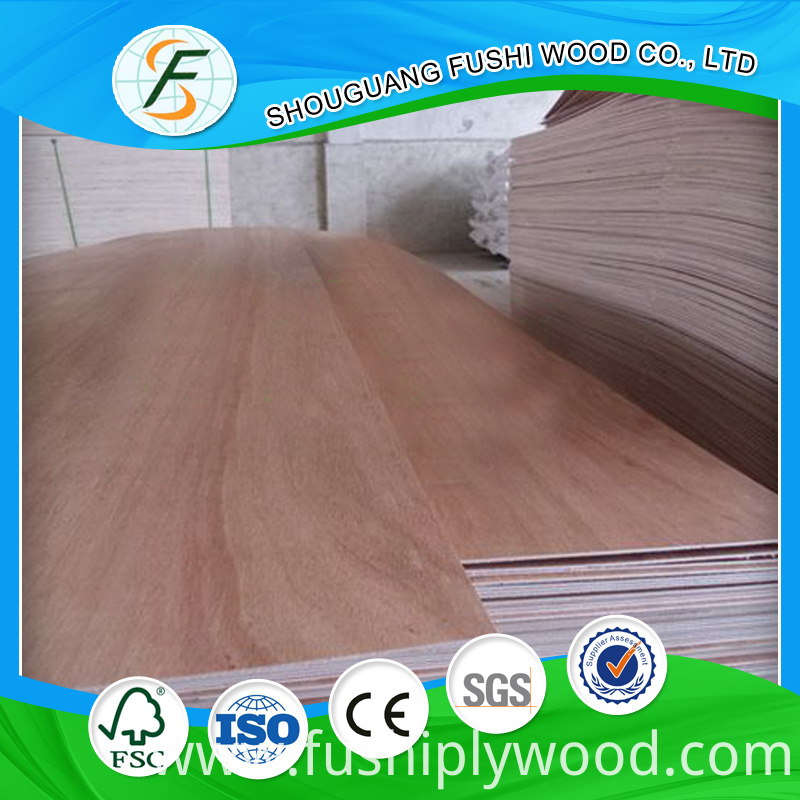 Wood Material Commerial Plywood