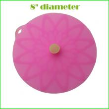 ODM for Lily Nursing Pads Colorful Fashion Silicone Lids Set export to Cayman Islands Factory