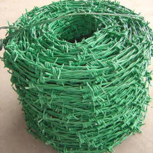 Hot Dipped Galvanized or PVC Coated Barbed Wire