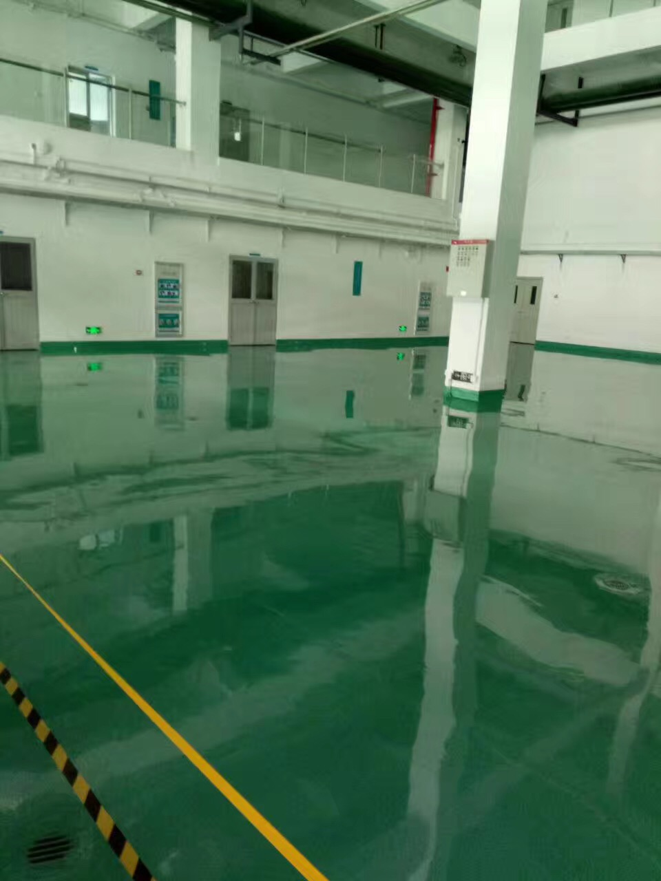 For Laboratory Epoxy High Gloss Epoxy Floor