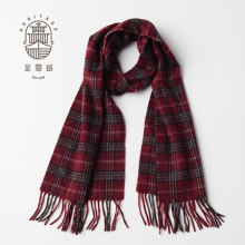 70% Wool 30% Cashmere Scarf