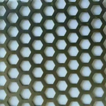 304 Stainless Steel Punching Hole Metal Mesh