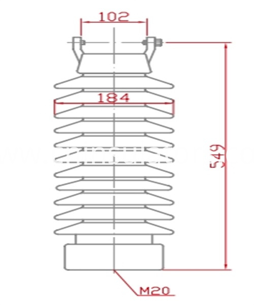pin post insulator57-15