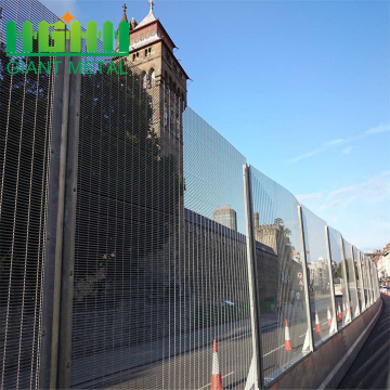 Used 4mm  PVC 358 Fence