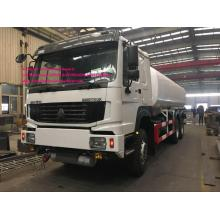 Factory directly sale for Refuel Truck,Howo Refuelling Truck,Small Refuelling Truck Manufacturers and Suppliers in China Euro2 290HP 19CBM Diesel Oil Tank Truck export to Singapore Factories