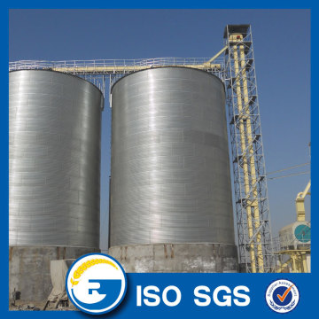 Excellent quality for Hot-galvanized Silo Steel Grain Storage Silo export to United Arab Emirates Wholesale