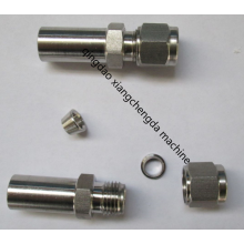 Metal Tube Ferrule  Reducer Connector