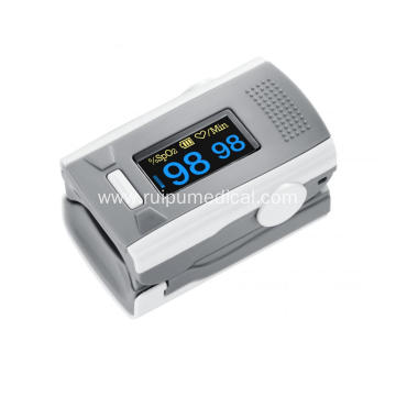 Convenient Home Portable Medical Finger Tip Pulse Oximeter