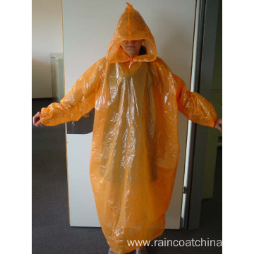 Best Price for for China PE Raincoat, PE Long Raincoat, Disposable Emergency PE Raincoat Supplier Waterproof Disposable Emergency Best Travel Raincoat export to Netherlands Manufacturers
