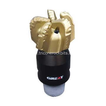Diamond PDC Drill Bit For Oil Well Drilling