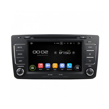 Skoda Octavia 2012 Android Car DVD Player