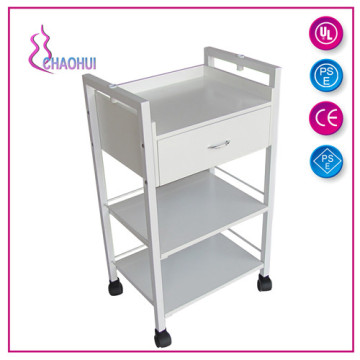Good Quality for Hydraulic Stool Beauty Designs Hair Salon Spa Service Tool Trolley For Sale export to Germany Factories
