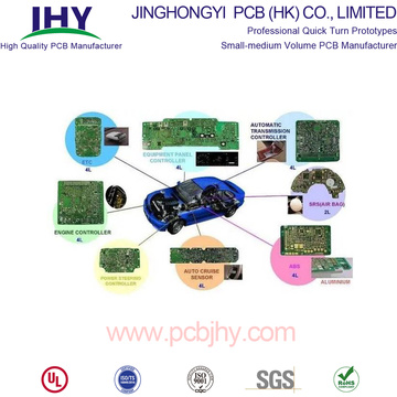 Professional Automotive PCB manufacturing and Assembly