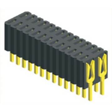 Professional for Pcb Connector 1.27 X 2.54mm Female Header Dual Row Connector export to Saudi Arabia Exporter