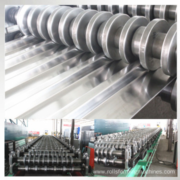 High quality car panel roll forming machine