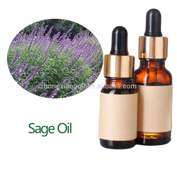 Wild Sage Essential Oil Customize Label Print Lable