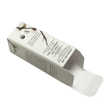 350Gsm Coated Paper Boxes For Essential Oil Packaging