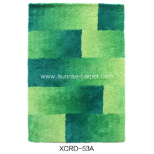 Microfiber Thin Yarn Carpet Rug