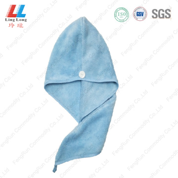 Hair dry microfiber towel innovative turban