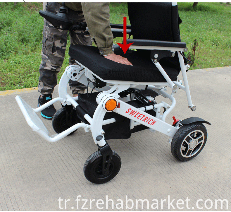 Convenient Portable Wheelchair