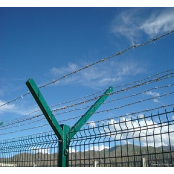 2016 new design factory direct supply ISO9000 airport fence