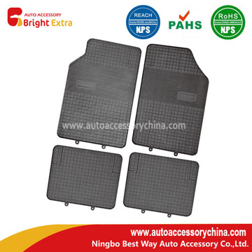 Full Set PVC Car Foot Mats