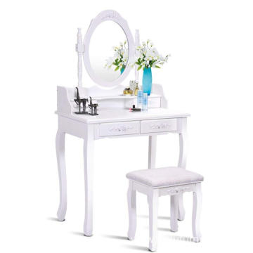 Dressing Table Bedroom Furniture Make Up Multi-function Dressing Table