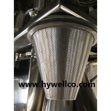 Quick Stirring Grinder Granulation Machine