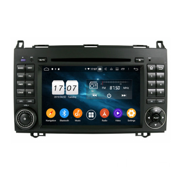 car dashboard dvd player for Viano Vito