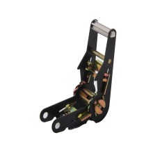 Double Security Lock Ratchet Buckle with 6600LBS
