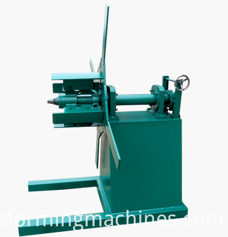 slat shutter door machine