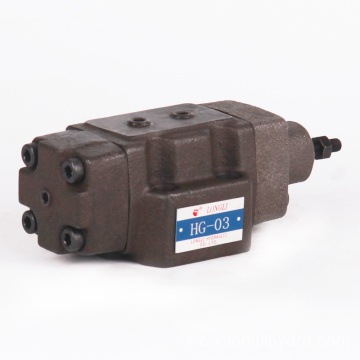 HG Direct Operated Hydraulic Pressure Control Valves