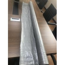 China OEM for PE Tarpaulin As Hay Covers silver roll PE tarpaulin supply to Indonesia Exporter