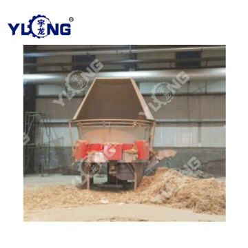 Alfalfa Grass Crusher Rotary Hammer Mill