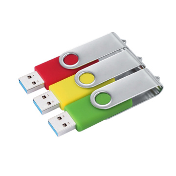 Top girar Twister USB Flash Drive 3.0