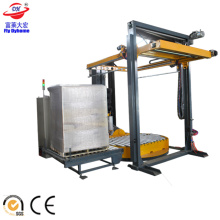 Fully automatic pallet stretch wrapper