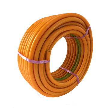 Agricultural sprayer 5 layer braided pvc spray hose