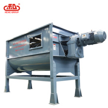 Hot Feed Blade Type Feed Mixer