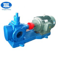 Mobile Electric Ex-Proof Motor Marine Fuel Oil Transfer Gear Pump