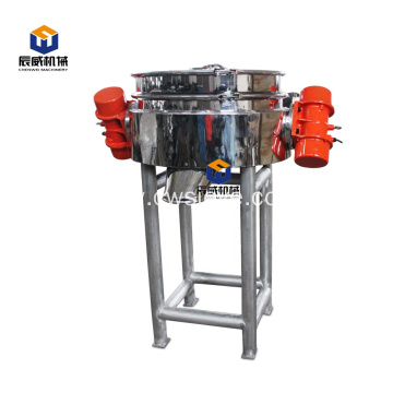 best price rotary vibrating screen