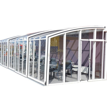 Zippered Unique Used Patio Enclosure For Sales