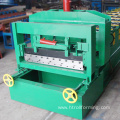 HT-1100 glazed metal roof tile roll forming machine made in china