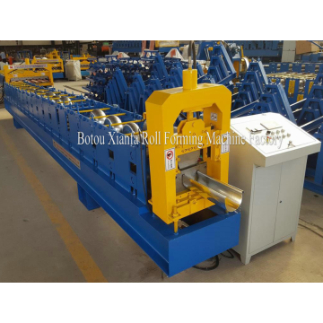 Half Round Gutter Roll Forming Machine for Sale