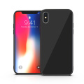 Back Cover PVC Bumper for iPhone X