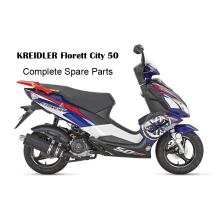 Kreidler Florett City50 Complete Spare Parts Original Quality