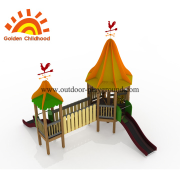Yellow Tower Slide Climber Facility For Sale