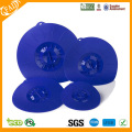 Premium Reusable Silicone Splatter Proof Food Covers