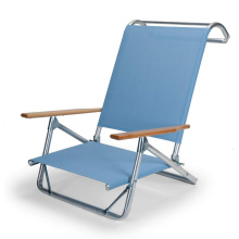 Portable canopy top Aluminum Frame arm chair